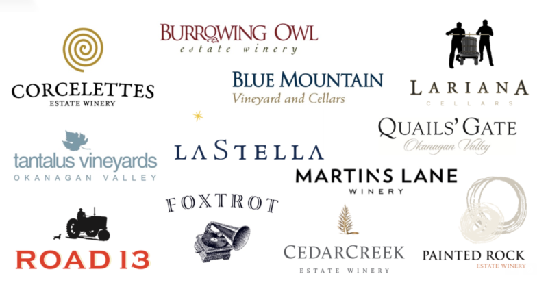 Great canadian wine exchange logos